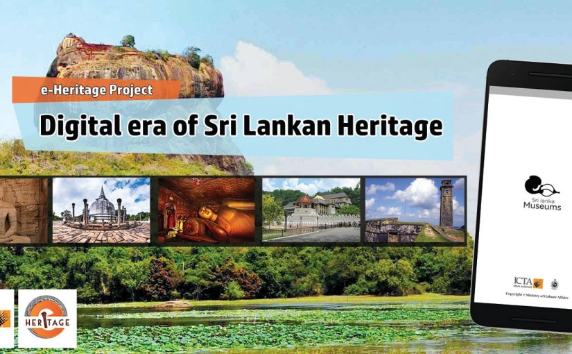e-Heritage Programme – Cutting-edge Digital Heritage Information