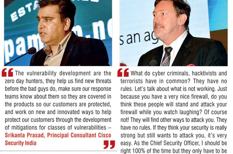 Experts share key insights to overcoming cyber security challenges