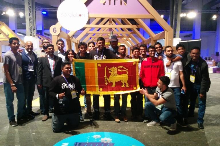 Sri Lankan Startups @ 4YFN / MWC 2016 in Barcelona, Spain