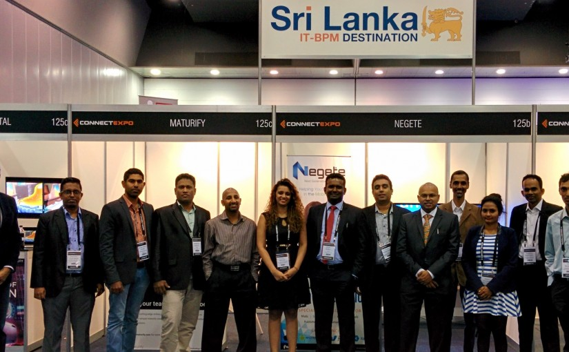 ICTA led Sri Lankan ICT delegation successfully exhibit and explore opportunities at Connect EXPO, Melbourne 2016