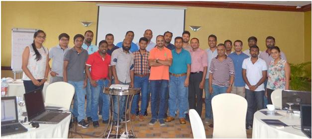 ICTA facilitated workshop on DevOps and a meetup