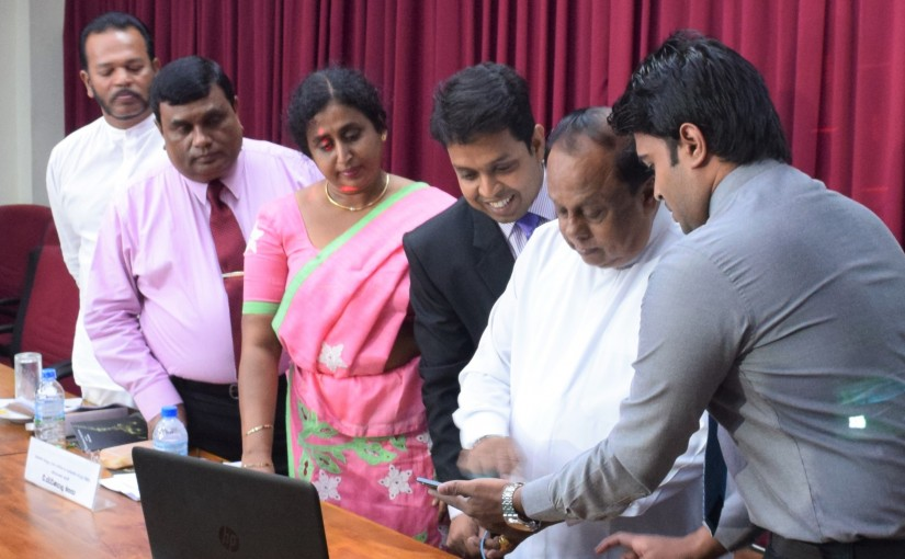 ICTA and Department of National Museums launch Sri Lanka Museums Mobile App