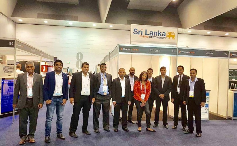 ICTA led Sri Lankan ICT delegation successfully exhibit and explore opportunities at Connect EXPO, Melbourne 2017
