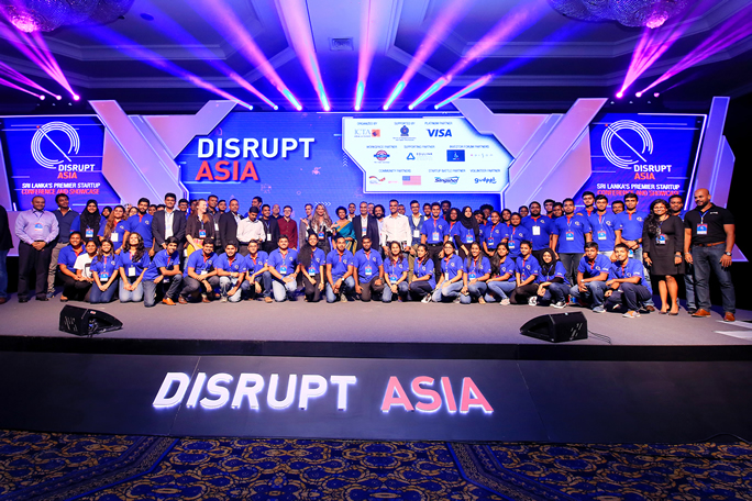 Disrupt Asia 2017 Concludes On High Note Helping Sri Lanka Establish New Startup Ecosystem Paradigms