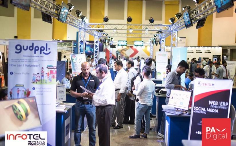 Infotel Startup Pavilion – 2017
