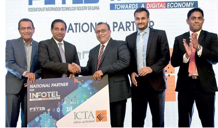 ICTA joins INFOTEL – 2018 as National Partner
