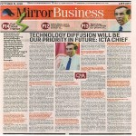 Mirror Business - Chairman Interview