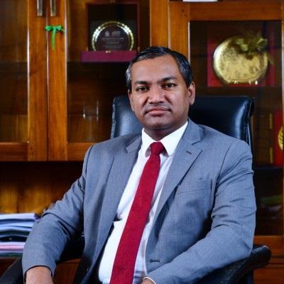 Oshada Senanayake- Chairman ICTA